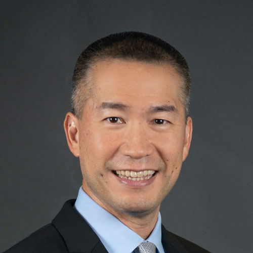 A photo of Daniel Chang, MD.